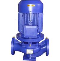 ISG 立式管道离心泵